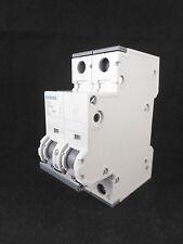Siemens Leitungsschutzschalter 5SY5202-7 MCB 5SY52 2pol.