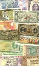 Foreign Currency Banknote Lot 50 +++ Different #5