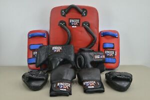 Ringside Boxing Training Gear Martial Arts MMA Fight Gear Size Medium (24104 N1)