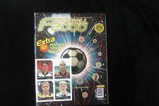 Panini  Fussball 2000: Leeralbum  mit 2 eingehefteten Bestellscheinen
