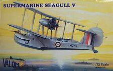 Valom 1/72 Supermarine Seagull V Resin 72014 New