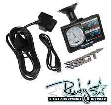 "SCT Livewire TS Competition Tuner 2008-2010 Ford 6.4 Powerstroke & 5"" Exhaust"