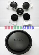 5pcs Rear lens cap cover for Sony E mount NEX camera lens Wholesale lots 5x