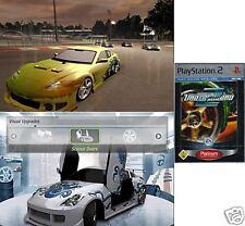 PlayStation 2 Need for Speed Underground 2 *** muy buen estado