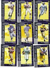 Collectors Choice Silver Redemption Set of 30 cards from 1995, Upper Deck