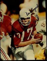Jim Hart Cardinals Signed 8x10 Photo Jsa Autograph Authentic