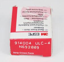3M ESPE Pedo Strip Crown 914004 Pedo Strip Crown Form, UL Central,Size 4 (5/BOX)