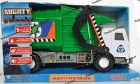 Large Mighty Motorized Bin Refuse Lorry Truck Working Lights Sounds Bin Lift