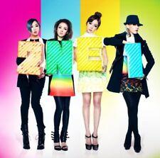 2NE1-SCREAM-JAPAN CD+DVD Ltd/Ed E78