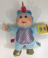 "Cabbage Patch Kids Collectible Helper 9"" Doll Fantasy Friend VELVET UNICORN #154"