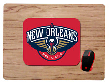 NEW ORLEANS PELICANS DESIGN MOUSEPAD MOUSE PAD HOME OFFICE GIFT NBA