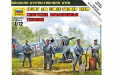 ZVEZDA 6187 1/72 Soviet Air Force Ground Crew