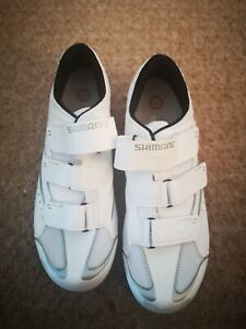 Shimano Women's WR32 SPD-SL Road Cycling Shoes, size 43