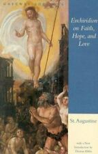 The Enchiridion on Faith, Hope, and Love by Saint Augustine (1996, Paperback)