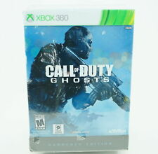 Call of Duty Ghosts Hardened Edition: Xbox 360 [Brand New]