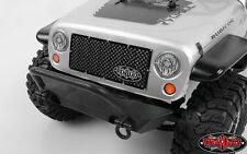 RC4WD  Aluminum Billet Grill Black Mesh Axial Jeep Z-S1506 RC4ZS1506