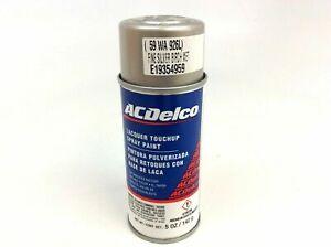 Genuine GM ACDelco Fine Silver Birch Metallic Paint 5oz Spray Code 59U WA926L