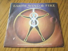 "EARTH, WIND & FIRE - FALL IN LOVE WITH ME    7"" VINYL PS"