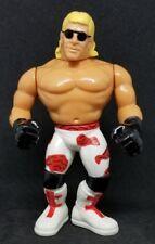 SHAWN MICHAELS wwf SERIES 7 wrestling HASBRO figure YELLOW CARD WWE TITAN SPORTS