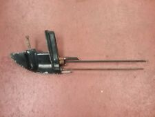 Lower unit for 7.5 HP Mercury outboard motor 1972