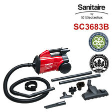 neW MODEL Sanitaire SC3683A Canister Vacuum Cleaner by Electrolux- Healthy HOME!