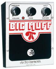 Electro-Harmonix Big Muff Pi USA NYC Fuzz Pedal