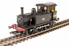 HATTONS OO H4-P-008 SECR P CLASS 0-6-0T 31323 BR BLACK LATE CREST LOCO *NEW*