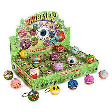 Kidrobot Mad Balls Blind Box Vinyl Figure Keychain 4 Blind Boxes NEW Toys 4 Pack