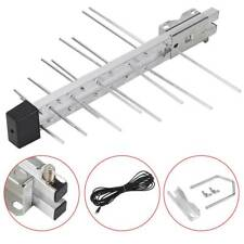 More details for digital tv aerial 20 element hd freeview outdoor loft antenna 4g with cable