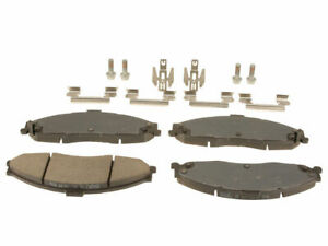 For 2014-2017 Nissan Leaf Brake Pad Set Front AC Delco 37392YW 2015 2016