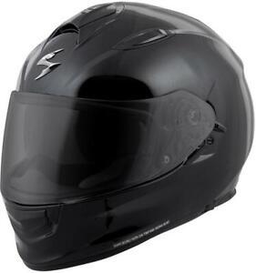 Scorpion EXO-T510 Full Face Street Motorcycle Helmet, Gloss, Black, Medium