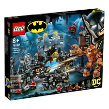 LEGO DC Super Heroes Batcave Clayface Invasion (76122)