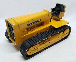 Vintage John Deere 440 Industrial Crawler By Ertl / Eska 1/16 Scale