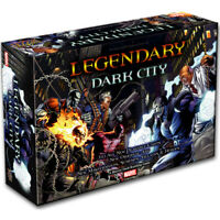 Legendary: Marvel Deck Building Game - Dark City Expansion