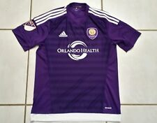 ADIDAS Orlando City SC MLS Soccer Jersey Men's  Medium
