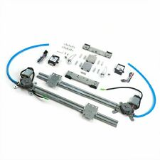 Street Rod Window Kit Switch for 31-49 Chevy 1/2in 20in w/ Billet Crank Handles