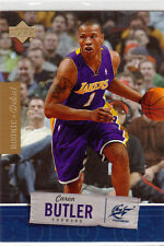 Caron butler, los lakers 05-06 Rookie debut oro #/50