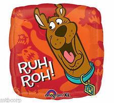 SCOOBY DOO Ruh Roh! Valentine Graduation Birthday Party Balloon Decorations