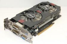 "ASUS GEFORCE GTX 650TI 1GB PCI-e Graphics Card ""TESTED"""