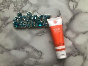 NEW SAMPLE TanTowel BB BODY GLOW Gradual Self-Tanning Cream 1 oz 30 mL MINI