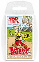 Top Trumps Asterix Spiel Karten Quartett Quartettspiel Kartenspiel