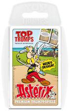 Top Trumps Asterix Game Cards Quartet Game Card Game