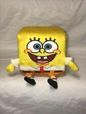 "Nanco Spongebob Squarepants Cube Plush Toy 6"" Tall Square Stuffed Toy"