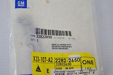 Chevrolet GM OEM 10-17 Equinox Rear Bumper-Side Bracket Left 23226001 22822650