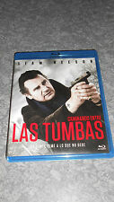 BLU RAY DISC CAMINANDO ENTRE LAS TUMBAS (A WALK AMONG THE TOMBSTONE)