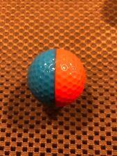 PING GOLF BALL/S-TEAL/ORANGE PING EYE2 #2...KAPALUA GOLF RESORT LOGO....9.9/10