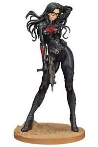 G.I. Joe A Real American Hero Cobra Enemy Baroness Bishoujo Statue by Kotobukiya