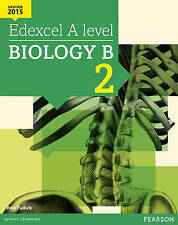 Edexcel A level Biology B Student Book 2 + ActiveBook by Ann Fullick (Mixed...