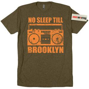 Beastie Boys Ill Communication Sabotage 90s MTV boombox sony walkman rap t shirt