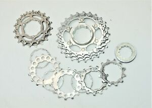 SHIMANO ULTEGRA 12-25 TOOTH 9 SPD ROAD BICYCLE CASSETTE CS-6500